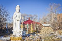 Quan Yin - stock photo