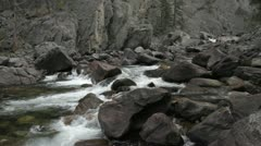 Stillwater River Canyon Stock Footage