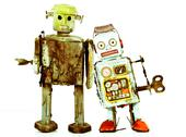 Stock Photo of robots