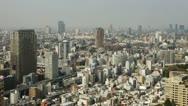 Tokyo City Stock Footage