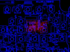 Printed circuit board - SD Vj Loops Stock Footage