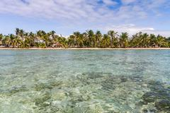 sainte marie island - stock photo