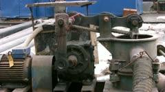 Ticky-tacky machine Stock Footage