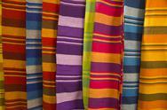 Striped cloth Stock Photos