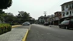 Oaxaca Crucecita Town Mexico 3 Stock Footage