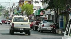 Oaxaca Crucecita Town Mexico 19 Stock Footage