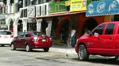 Oaxaca Crucecita Town Mexico 21 Stock Footage