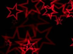 Vj Loops Star colors Vortex Stock Footage