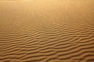 Stock Photo of sand in desert