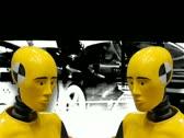 Crash test dummy - Vj Loop - 640 X 480 - 004 Stock Footage
