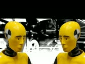Crash test dummy - Vj Loop - 640 X 480 - 007 Stock Footage