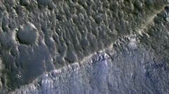 Martian Surface - stock footage