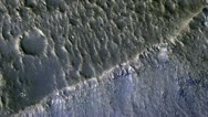 Stock Video Footage of Martian Surface
