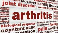 Stock Video Footage of Arthritis medical animation