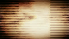 Burned color stripe Stock Footage