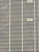 lattice for modern building - stock photo