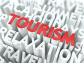 Stock Illustration of Tourism Concept.