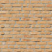 Brick Wall Texture. - stock photo