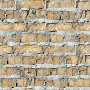 Brick Wall Texture. Stock Photos