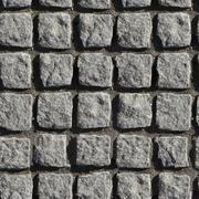 Stone Blocks. Seamless Texture. - stock photo