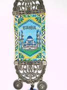 Turkish trinket isolated on white background Stock Photos