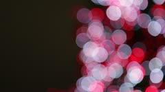 London Xmas Lights 2012 Stock Footage