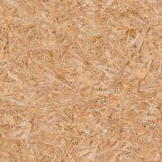 Pressed Wooden Panel (OSB). Seamless Texture. - stock photo