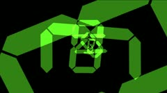 LoopNeo VJ Loops HD 1920X1080 - Textures - Cronomode 041 Stock Footage