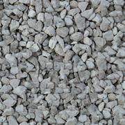 Granite Rubble. Seamless Texture. Stock Photos
