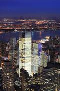 New york city manhattan times square yö Kuvituskuvat