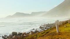 South Africa landscape Stock Footage