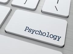 Psychology Concept. Stock Illustration