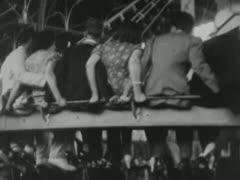 Hoop-La - Coney Island Stock Footage