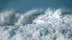 Ocean waves Stock Footage