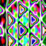 Stock Video Footage of kaleidoscope organic funked - royalty free video loops by chuck scott