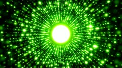 Disco Tunnel 2 Stock Footage