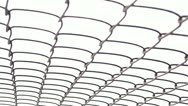 Iron grating Stock Footage