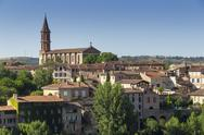 Stock Photo of Albi, France