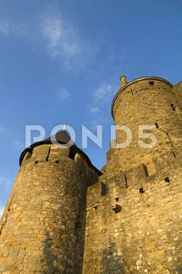 Stock photo of Fortified walls