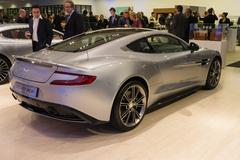 Aston Martin Vanquish Kuvituskuvat