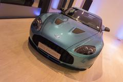Aston Martin V12 Zagato Kuvituskuvat