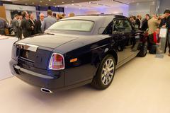 Rolls-Royce Phantom Coupe - stock photo