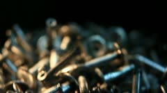 Rivets Collection 3 - stock footage