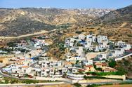 Village in cyprus Stock Photos