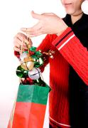 Seasonal decorations Stock Photos