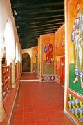 Kykkos monastery Stock Photos