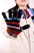 Striping Gloves - stock photo