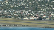 Wellington airport 02 Stock Footage