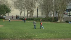 Children, YOUNG CHILDREN PLAYING Stock Footage