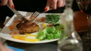 Stock Video Footage of Cafe, restaurant, bistro, bar